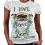 Camiseta Feminina - I love Coffee - Imagem 1