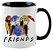 Caneca - Série Friends - Guarda Chuva - Imagem 2
