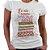 Camiseta Feminina - Bookstagram - Não compro, Adoto Livros - Imagem 1