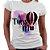 Camiseta Feminina - Profissões - Turismo - Imagem 1