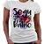 Camiseta Feminina - Profissões - Segurança do Trabalho - Imagem 1