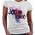 Camiseta Feminina - Profissões - Jornalismo - Imagem 1