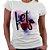 Camiseta Feminina - Profissões - Letras - Imagem 1