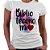 Camiseta Feminina - Profissões - Biblioteconomia - Imagem 1