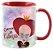 Caneca - Alice - Rainha Vermelha - Cortem as Cabeças - Imagem 3