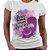 Camiseta Feminina - Corte de Espinhos e Rosas - Alice - Somos todos Loucos - Imagem 1