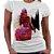 Camiseta Feminina - Crônicas de amor e Ódio - Livro 2 - Imagem 1