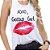 Regata - Gossip Girls - Xoxo - Imagem 1