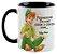Caneca - Peter Pan - Pensamentos felizes fazem a gente voar - Imagem 1