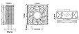 Cooler Deepcool gammaxx Gt RGB, DP-MCH4-GMX-RGB-GT - Imagem 8