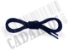 Cadarço de Sapato Azul Escuro Redondo Pol 90cm (Par) - Imagem 2
