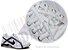 Cadarço de Tênis Branco Oval Pol (Par) - Imagem 2