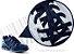 Cadarço de Tênis Azul Escuro Oval Pol (Par) - Imagem 2