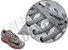 Cadarço de Tênis Cinza Claro Oval Pol (Par) - Imagem 2