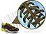 Cadarço de Tênis Marrom Caramelo Oval Pol (Par) - Imagem 2