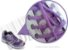 Cadarço de Tênis Lilás Roxo Claro Oval Pol (Par) - Imagem 2
