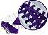 Cadarço de Tênis Roxo Escuro Oval Pol (Par) - Imagem 2