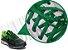 Cadarço de Tênis Verde Oval Pol (Par) - Imagem 2