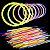 PULSEIRA NEON PARA BALADA TUBO COM 100 UNIDADES - REF YDH-2695 - YDH  - Imagem 1