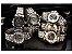 Relógio esqueleto Winner - modelo Skeleton Suiço W1507 - Imagem 6