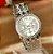 Relógio De Pulso Feminino Geneva Strass Luxury - Gold, Rose e Prata - Imagem 2