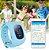 Relógio Rastreador GPS - Para criança com botão SOS - Imagem 3