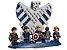 Blocos de montar Marvel Base Shields 3057 peças Compatível Lego - Imagem 7