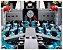 Blocos de montar Marvel Base Shields 3057 peças Compatível Lego - Imagem 6