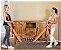 Cintas de Elevação para transporte de cargas - Par de cintas para transporte de móveis e diversos. - Imagem 5