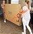 Cintas de Elevação para transporte de cargas - Par de cintas para transporte de móveis e diversos. - Imagem 4
