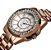 Relógio Sinobi Diamante Luxo - Imagem 3