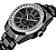 Relógio Sinobi Diamante Luxo - Imagem 5