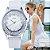 Relógio Sinobi Cristal Branco - Imagem 1