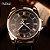 Relógio Yazole Luxo romano - Imagem 2