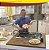 Forma de Silicone Stick Flippin / Para panquecas, omeletes, tortas e afins - Imagem 4