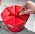Pipoqueira de Microondas - Lançamento com Lindo design Dobrável Silicone - Imagem 2