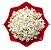Pipoqueira de Microondas - Lançamento com Lindo design Dobrável Silicone - Imagem 3