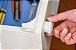 Kit Travas de Segurança magnética infantil - Para portas e gavetas - 4 unidades - Imagem 2