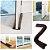 Protetor de portas e janelas - Friso veda e impede água, insetos, poeira e etc.. - Imagem 2