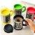 Caneca Térmica Mixer Coffee com misturador elétrico - Imagem 1