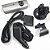 Câmera Veicular DVR X3000 Dupla Lente / Com zoom digital gravação e gps - Imagem 4