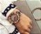 Relógio de pulso feminino  Modelo Luxo Lady Rotação / Gold- Rose - Silver - Imagem 3