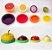 Kit 4 Tampas de Silicone Protetoras de Alimentos - Imagem 2