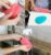 Esponja Mágica / Esponja Lava-louças de Silicone Antibacteriana Multiuso - Imagem 3
