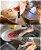Esponja Mágica / Esponja Lava-louças de Silicone Antibacteriana Multiuso - Imagem 6