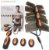 Tonificador Muscular SixPad ABS FIT - Aparelho Emagrecedor elétrico Recarregável / Pacote completo abdominal + braços - Imagem 3
