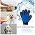 Luva Grooming Pet 2 em 1 - Tira pelos e Massageadora - Imagem 4