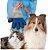 Luva Grooming Pet 2 em 1 - Tira pelos e Massageadora - Imagem 3