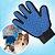 Luva Grooming Pet 2 em 1 - Tira pelos e Massageadora - Imagem 1