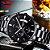 Relógio Nibosi  - inox Ultra Resistente safira 100% Funcional - Imagem 2